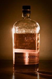 Bourbon Bottle by Sam Ley