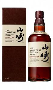 Yamazaki Single Malt Sherry Cask 2013