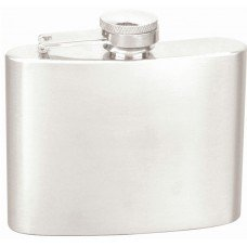 "4oz ""Economy"" Flasks, Bulk Lot of 25 ($5.29 each) - No Personalization"