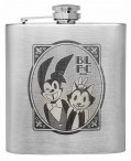 6oz Custom Engraved Hip Flask with your Personalization