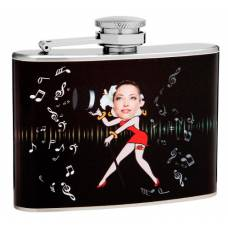"4oz Insert Your Picture ""Betty Boop"""
