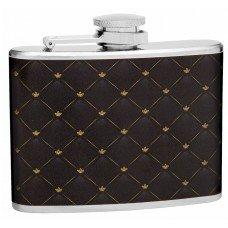 4oz Classic Elegant Pattern Hip Flask