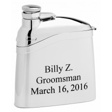 5oz EZ Fill Hip Flask, No Funnel Needed