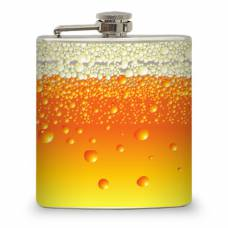 "6oz ""Beer Me"" Flask"