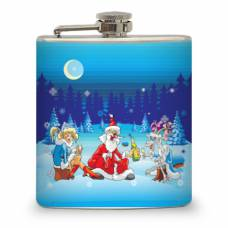 6oz Celebrate New Years Flask