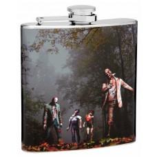 6oz Zombie Apocalypse Flask