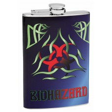 Bio Hazard Hip Flask