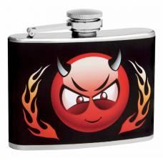 """4oz """"Little Devil"""" Drinking Flask"""