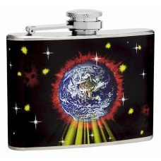 4oz Hip Flask, Third Rock From The Sun