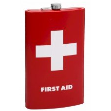 64oz Giant First Aid Flask