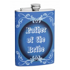 Father of the Bride Wedding Flask